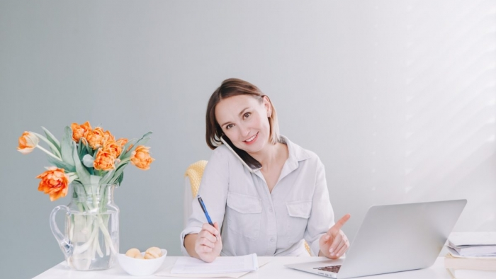 work-from-home personal assistant