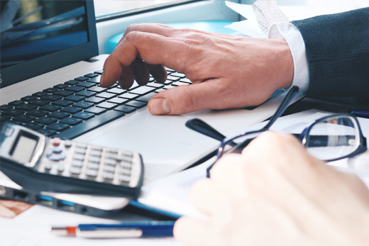 accounting assistance services va working on financial related tasks